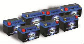 Batterie moto SHIDO lithium ion LTX7A BS